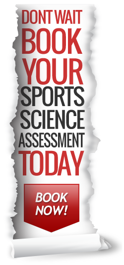 Book a Sports Science Assessment